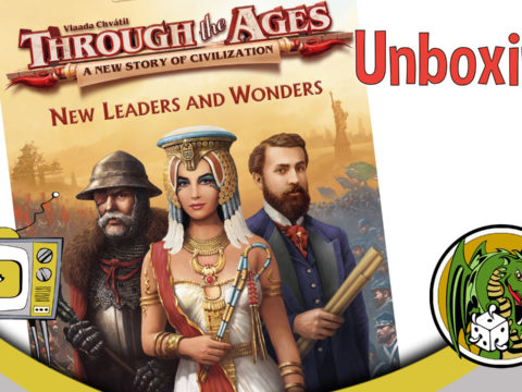 Through the Ages New Leaders and Wonders